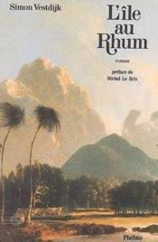 L Ile Au Rhum - Couverture - Format classique