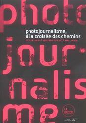 Photojournalisme, a la croisee des chemins - Intérieur - Format classique