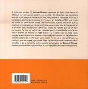 So long ; vivre l'ouest américain, 1970-1985 - 4ème de couverture - Format classique