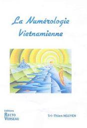 Numerologie Vietnamienne - Intérieur - Format classique