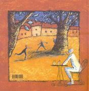 Libellule - 4ème de couverture - Format classique