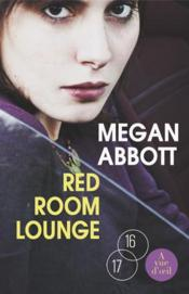 Red room lounge - Couverture - Format classique