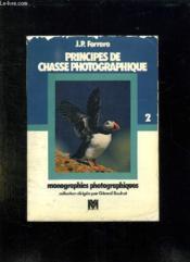 Principes De Chasse Photographique. - Couverture - Format classique