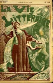 Le Remplacant. La Vie Litteraire. - Couverture - Format classique