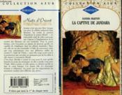 La Captive De Jandara - Hostage Of The Hawk - Couverture - Format classique