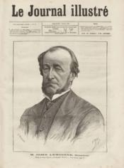 Journal Illustre (Le) N°10 du 07/03/1880 - Couverture - Format classique