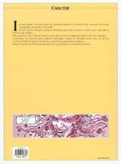 Les eaux de Mortelune t.6 ; le chiffre de la bête - 4ème de couverture - Format classique