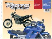 Rmt 129.1 Honda Clr 125 - Yamaha Fjr 1300 - Couverture - Format classique