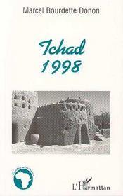 Tchad 1998 - Intérieur - Format classique