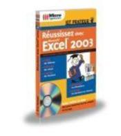 Reussissez Avec Excel 2003 - Couverture - Format classique