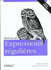 Maitrise Des Expressions Regulieres - Intérieur - Format classique