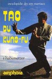 Tao Du Kung-Fu - Intérieur - Format classique