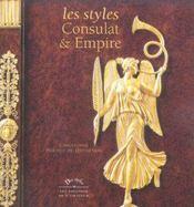 Les Styles Consulat Et Empire - Intérieur - Format classique