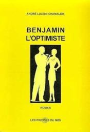 Benjamin L'Optimiste - Couverture - Format classique