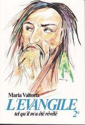 L'Evangile tel qu'il m'a été révélé t.2 - Couverture - Format classique