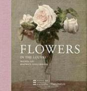 Vente livre :  Flowers in the Louvre  - Lis/Vingtrinier Mich