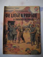 De Liege A Prague . A Travers L'Allemagne - Couverture - Format classique