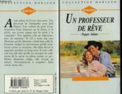 Un Professeur De Reve Hunter At Large - Couverture - Format classique