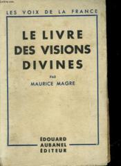 Le Livre Des Vision Divines - Couverture - Format classique