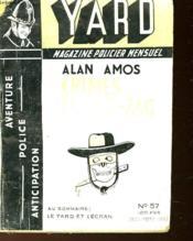 Yard - Crimes En Zig-Zag - N°57 - Couverture - Format classique