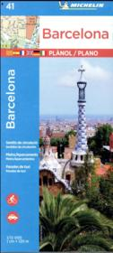 Vente livre :  Barcelona  - Collectif Michelin