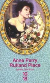 Rutland place - Couverture - Format classique