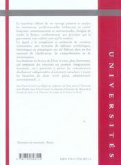 Institutions Juridictionnelles 9e Edition - 4ème de couverture - Format classique