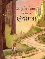 Les plus beaux contes de Grimm - Intérieur - Format classique