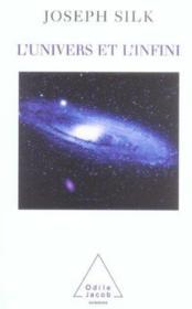 L'univers et l'infini - Couverture - Format classique