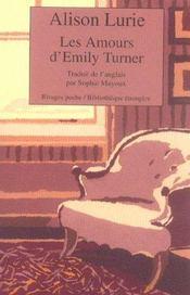 Les Amours D'Emily Turner - Intérieur - Format classique