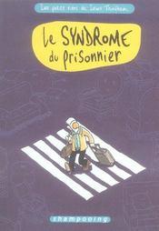 Les petits riens de Lewis Trondheim t.2 ; le syndrome du prisonnier - Intérieur - Format classique