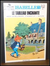 Isabelle t.1 ; le tableau enchanté - Couverture - Format classique