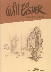 Will Eisner ; empreintes - Intérieur - Format classique