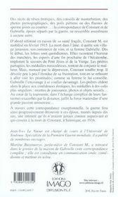 Des Tranchees A L'Alcove ; Correspondance Amoureuse Et Erotique Pendant La Grande Guerre - 4ème de couverture - Format classique