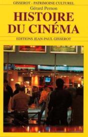Histoire Du Cinema - Couverture - Format classique