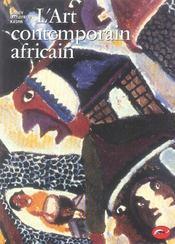L'art contemporain africain - Intérieur - Format classique