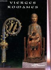 Vierges romanes - Couverture - Format classique
