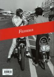 Famous - 4ème de couverture - Format classique