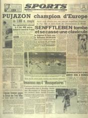 Sports N°139 du 26/08/1946 - Couverture - Format classique