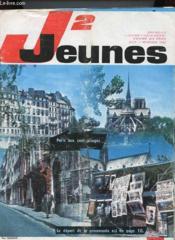 J2 Jeunes N°44 - Paris Aux Cent Visages - Couverture - Format classique