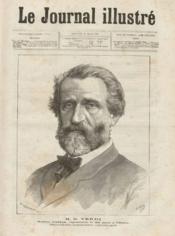 Journal Illustre (Le) N°13 du 28/03/1880 - Couverture - Format classique
