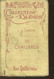 Les Camisards - Tome 3 - Couverture - Format classique