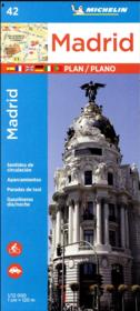 Vente livre :  Madrid  - Collectif Michelin
