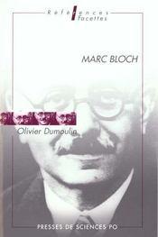 Marc Bloch - Intérieur - Format classique