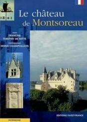 Le chateau de montsoreau - Couverture - Format classique