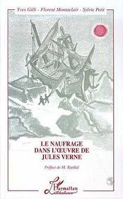 Le naufrage dans l'oeuvre de Jules Verne - Intérieur - Format classique