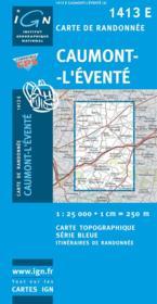 Caumont l'Evente - Couverture - Format classique