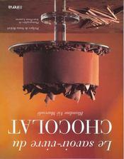 Le savoir-vivre du chocolat - Intérieur - Format classique