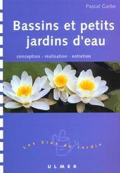 Bassins Et Petits Jardins - Intérieur - Format classique