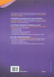 Urologie - 4ème de couverture - Format classique